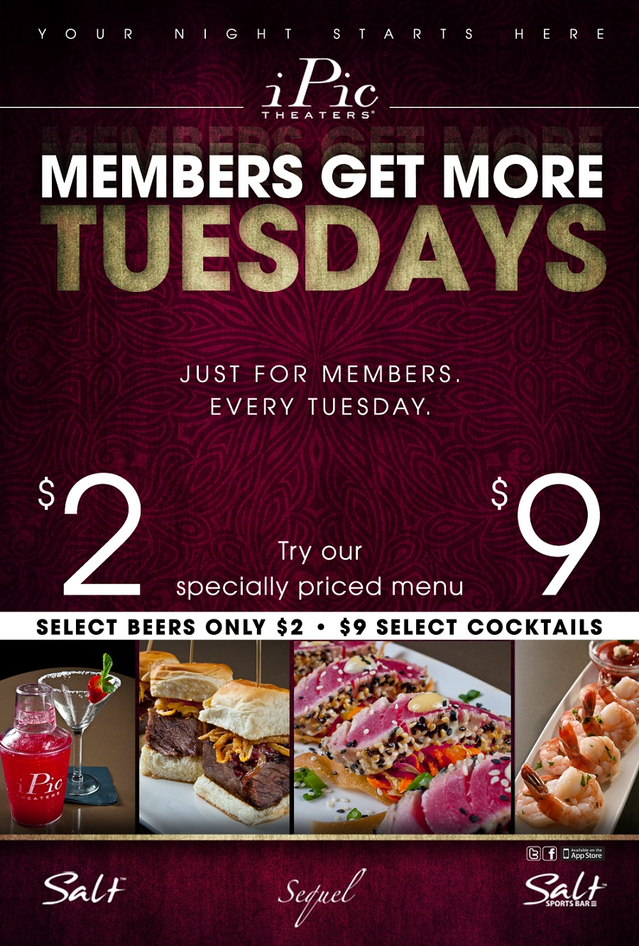 Member Get More Tuesdays