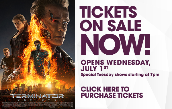 Terminator Genysis at iPic Theaters