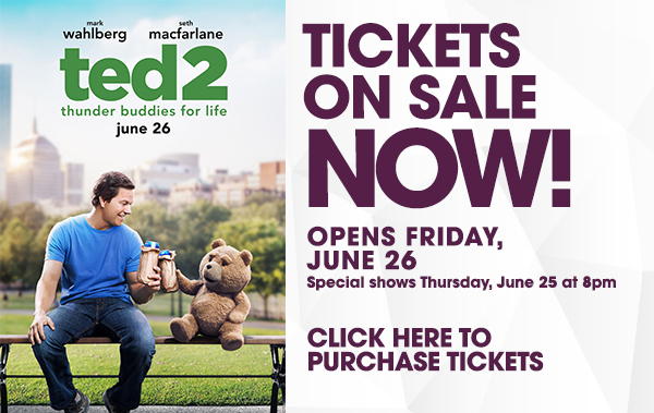Ted 2 at iPic Theaters