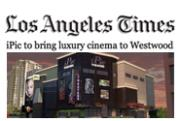 iPic to bring luxury cinema to Westwood, Page 1 | LA Times