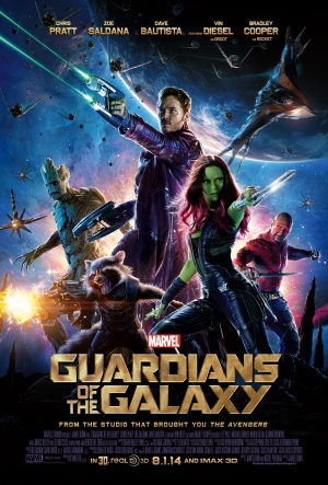 GUARDIANS OF THE GALAXY 2D